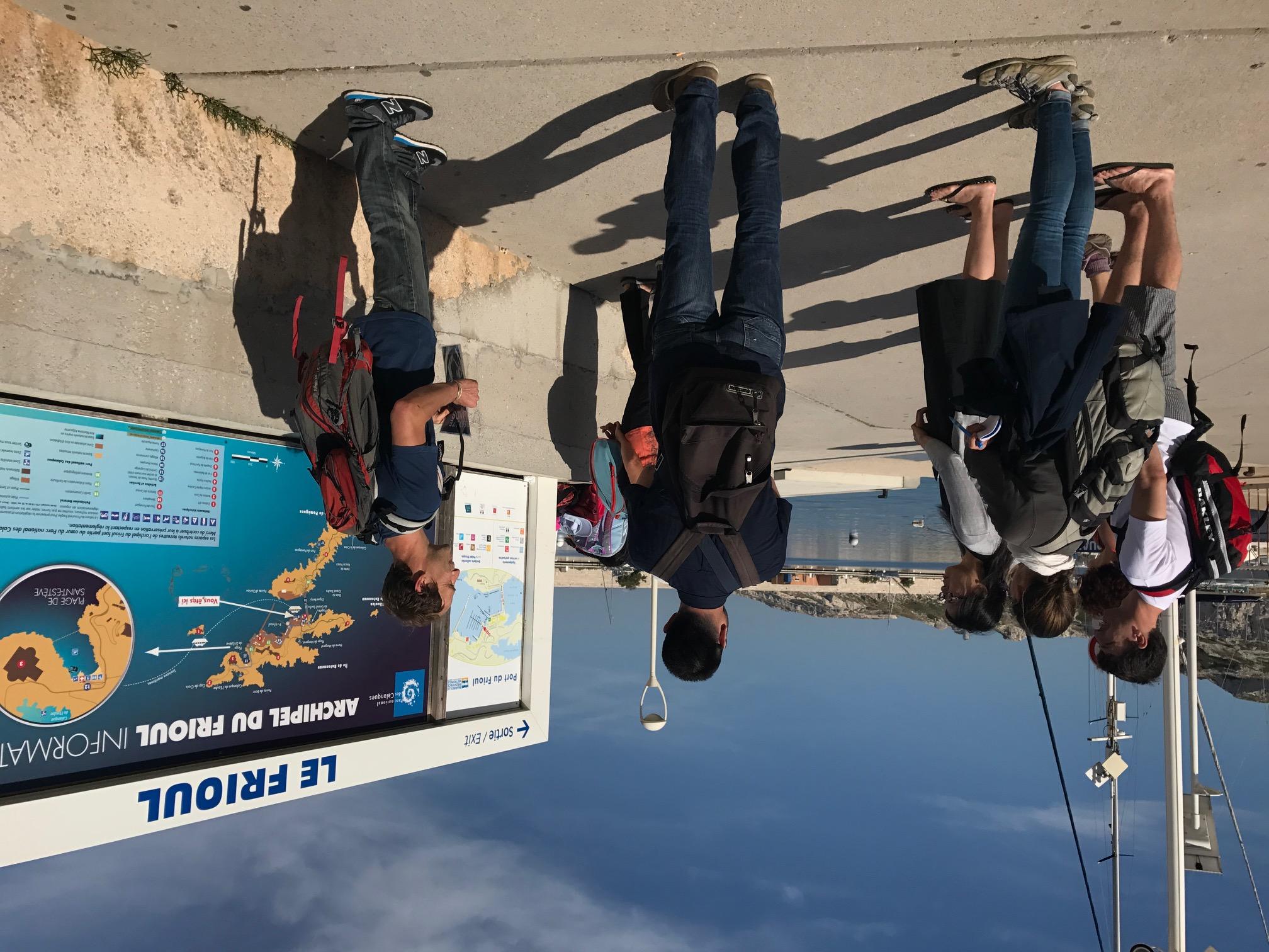 Une semaine d'animation sur l'ile du Frioul !  317
