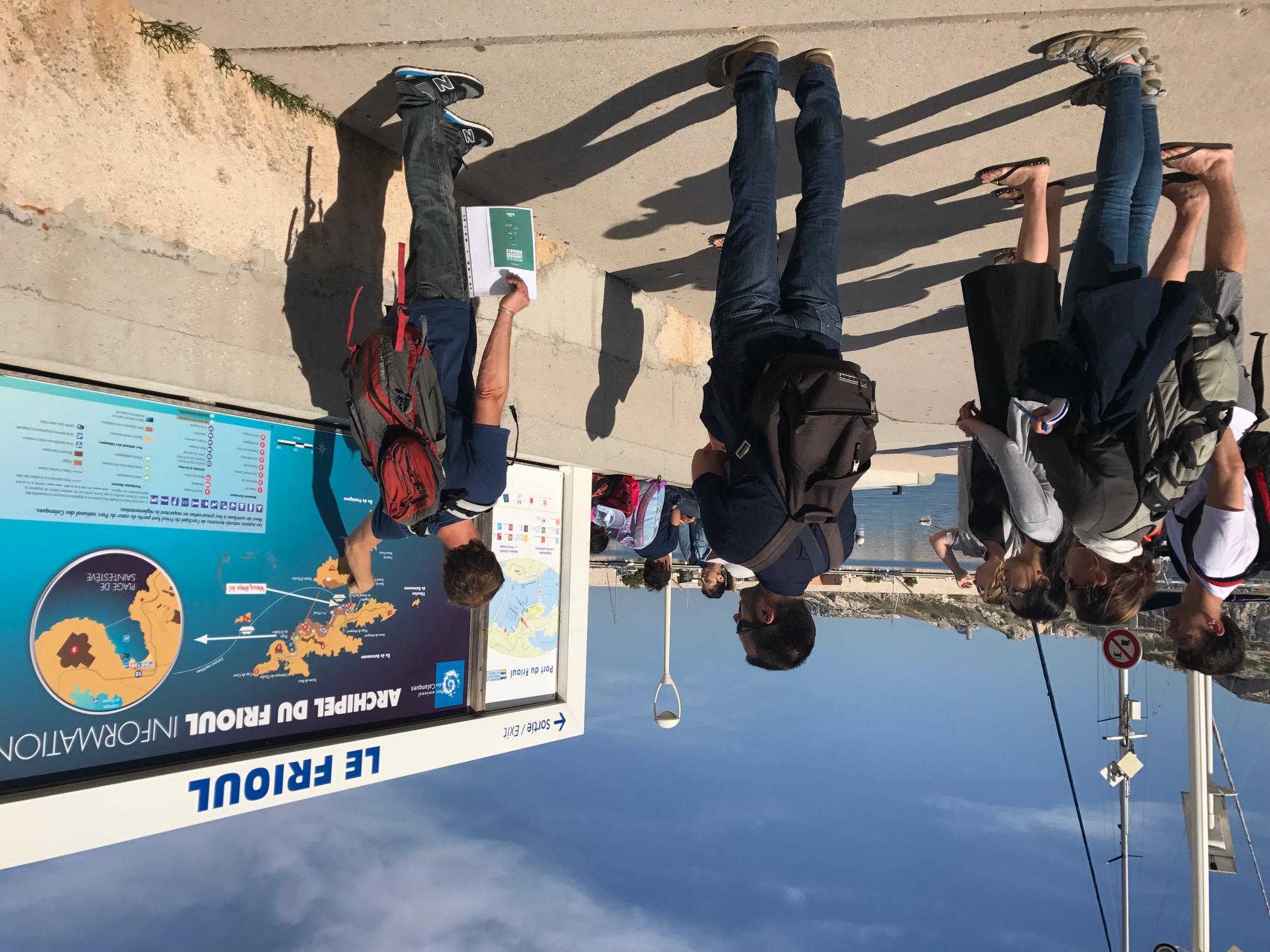 Une semaine d'animation sur l'ile du Frioul !  318