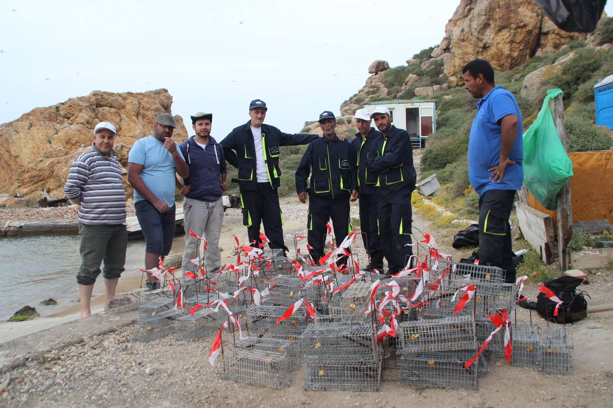 Echange d'expériences sur l'archipel des Habibas !  334