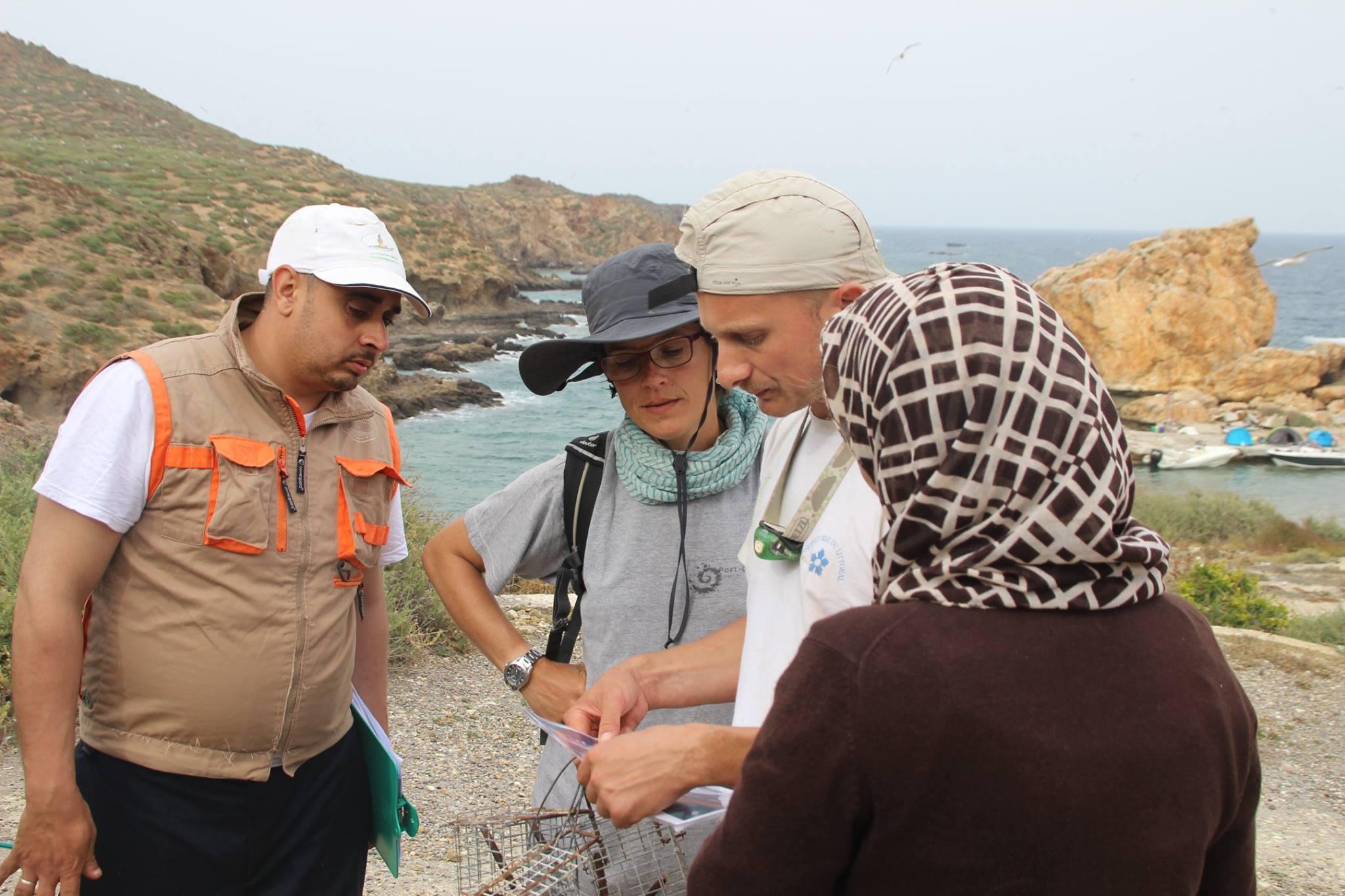 Echange d'expériences sur l'archipel des Habibas !  335