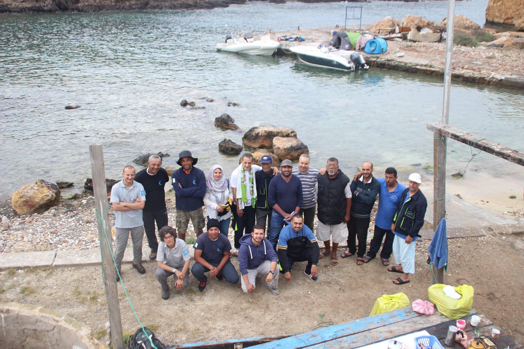 Echange d'expériences sur l'archipel des Habibas !  336