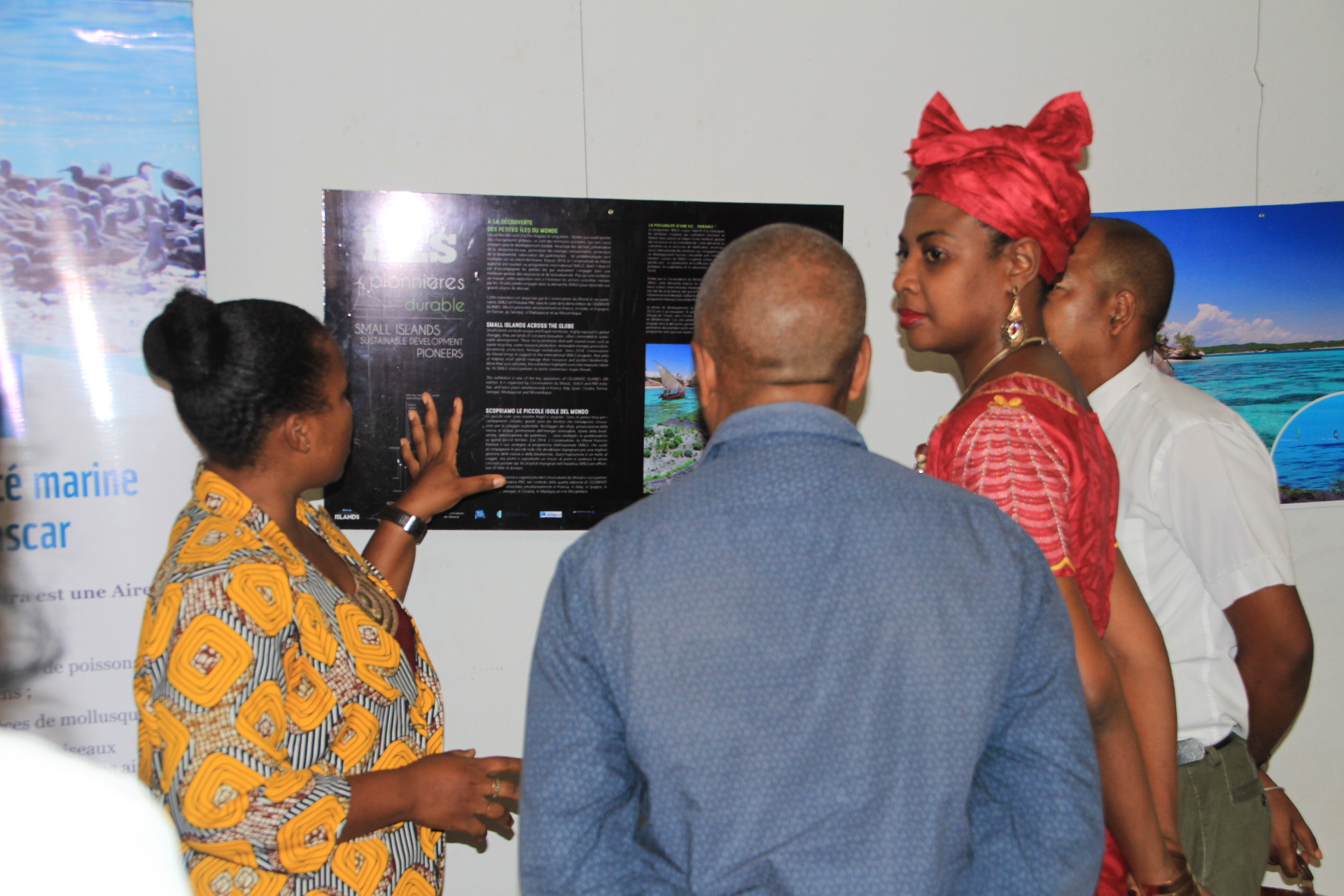 Exposition photographique sur le projet SMILO !   338