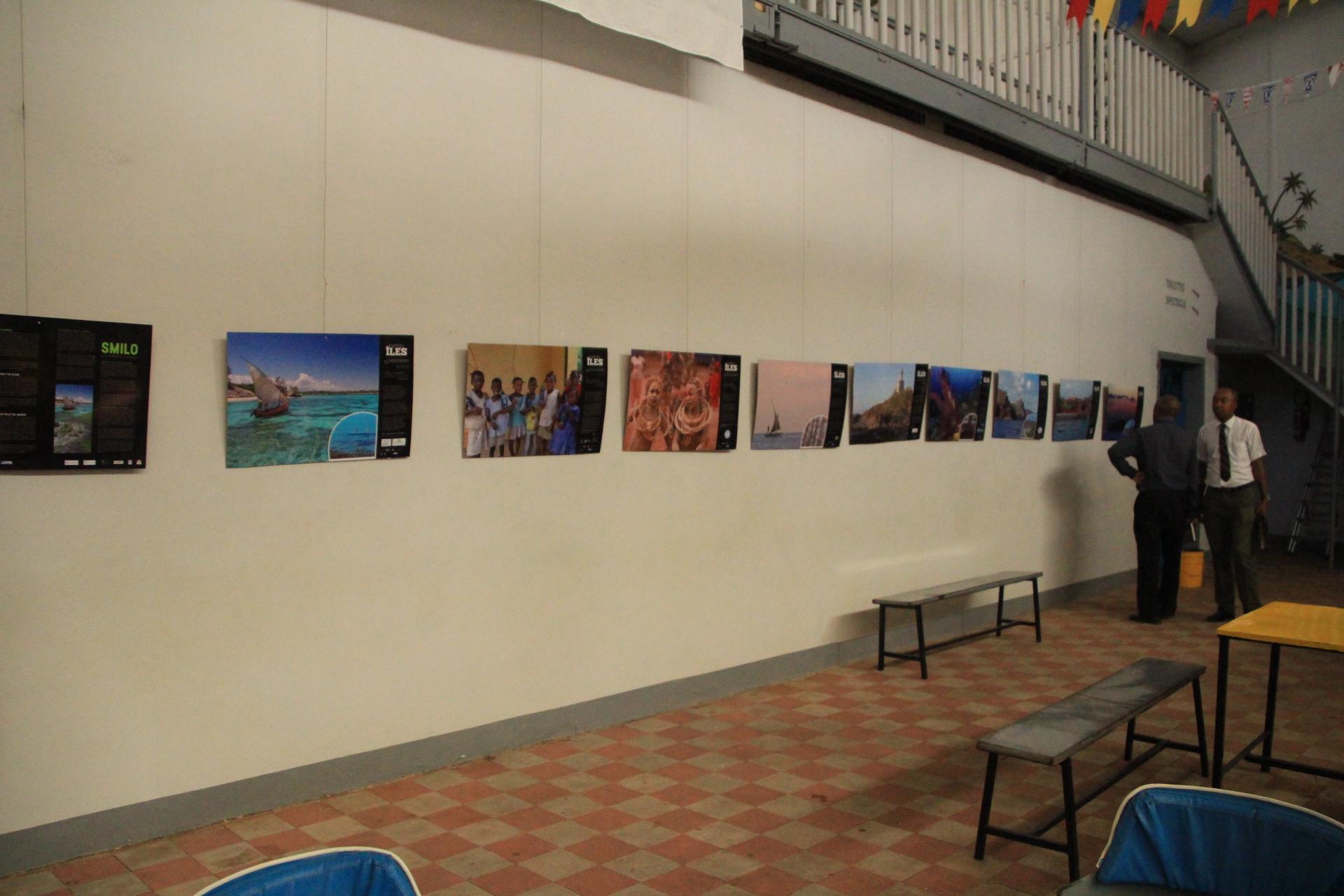 Exposition photographique sur le projet SMILO !   340