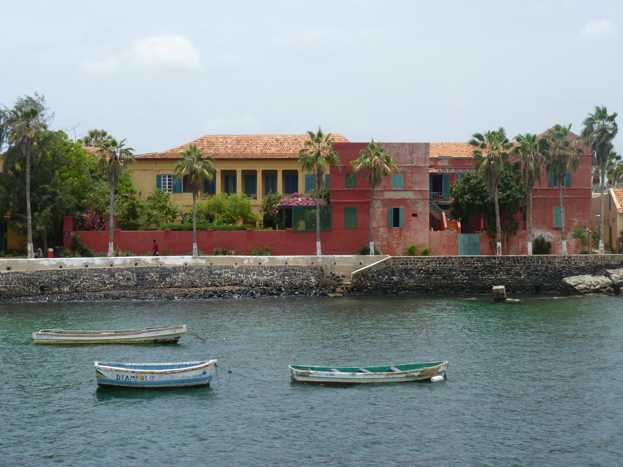 Journée des îles à Gorée !  341