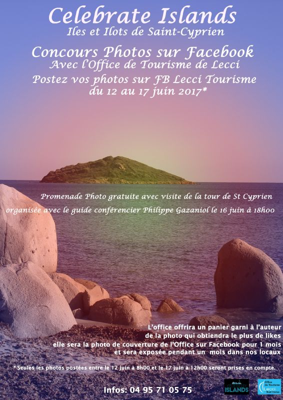 Concours photo sur la Corse !