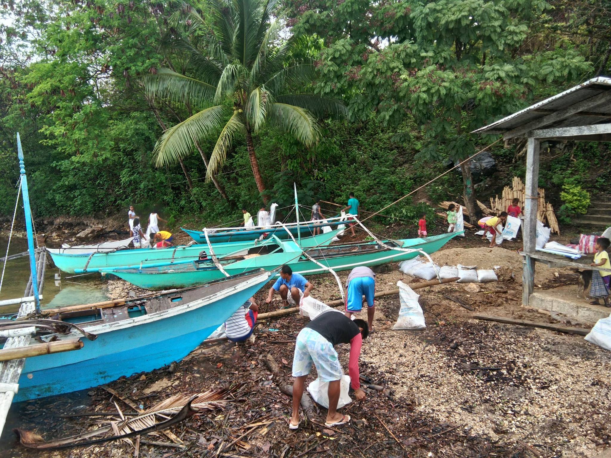 Les Philippines aussi fêtent leurs petites îles !  354