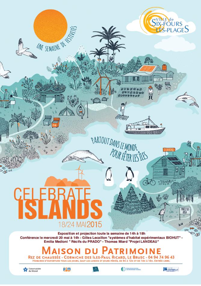 Cap sur l'île du Grand-Rouveau : expositions et conférence 190
