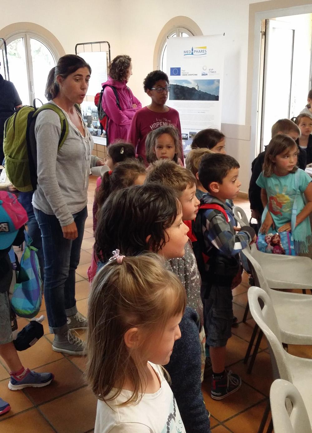 Cap sur l'île du Grand-Rouveau : expositions et conférence 224