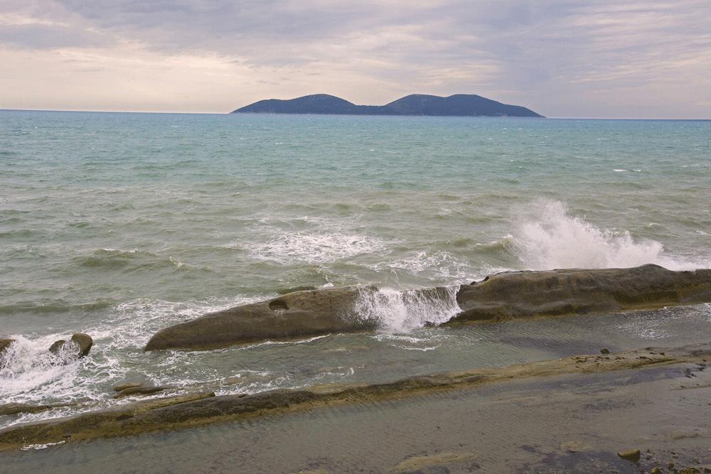 Mieux connaitre l'ile de Sazani