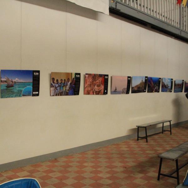 Exposition photographique sur le projet SMILO !