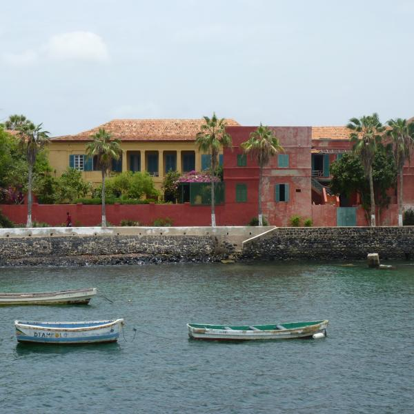 Journée des îles à Gorée !