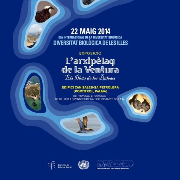 Exposition sur les îlots des Baléares
