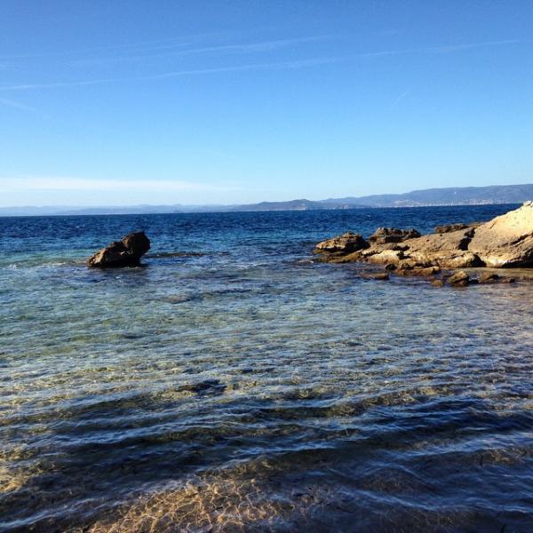 Nettoyage du bord de mer au Levant