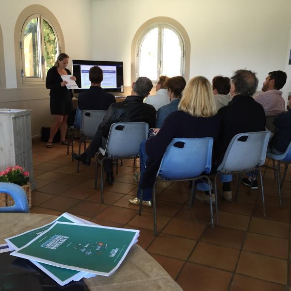 Cap sur l'île du Grand-Rouveau : expositions et conférence