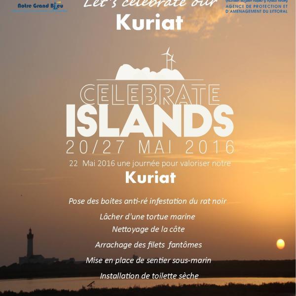 Fête des Iles sur l'Archipel des Kuriat
